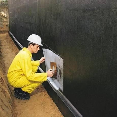 Hydroizolacje fundamentów w nowych technologiach