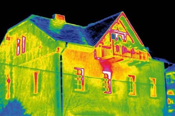 Kamery termowizyjne do badania stanu izolacji