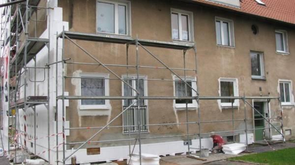 Jak izolować ściany zewnętrzne budynków?