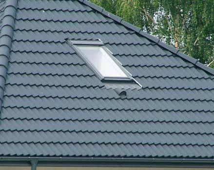 Dachówki wentylacyjne