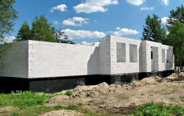 Rewitalizacja budynków z betonu komórkowego zalanych podczas powodzi
