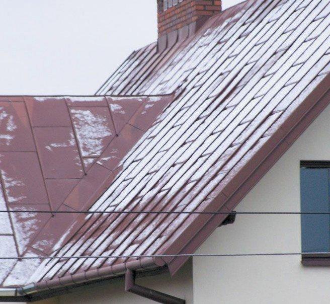 Szron na dachu – weryfikacja jego termoizolacyjności