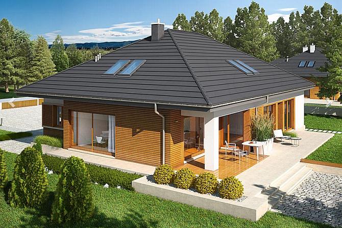 Dach dwu-, cztero- czy wielospadowy - jaki dach wybrać?