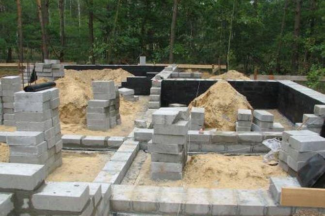 Budowa fundamentów - poradnik