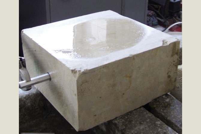 Hydrofobizacja strukturalna metodą iniekcji materiałów drobnoporowatych