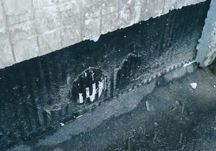 Hydroizolacje fundamentów z masami KMB