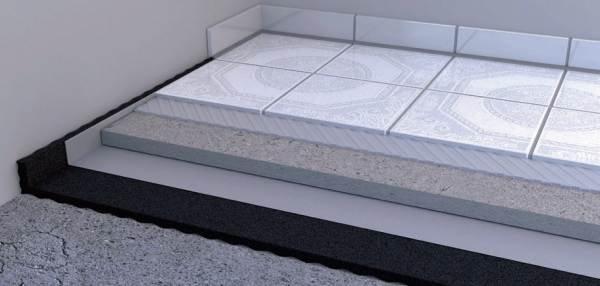 Maksymalna izolacja akustyczna stropu