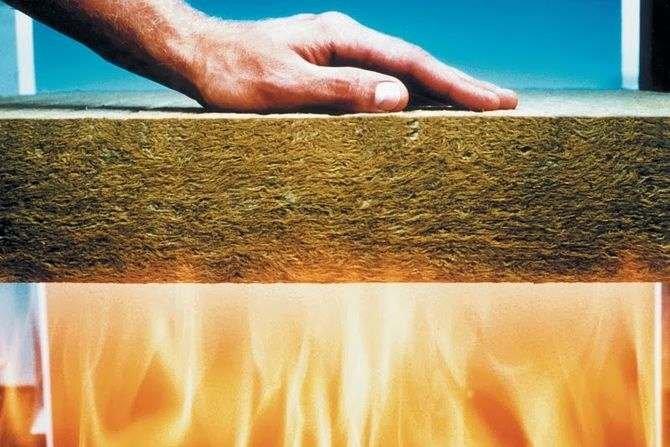 Klasyfikacje reakcji na ogień dla wyrobów do izolacji cieplnej w budownictwie