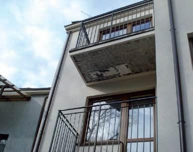Konstrukcja balkonów - zagadnienia cieplno-wilgotnościowe