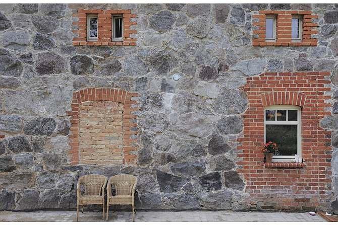 Naprawa rys i wzmocnienia murowanych ścian