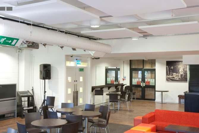 Nowe wymagania akustyczne dla sal wykładowych i konferencyjnych oraz w zakresie ochrony przed hałasem pogłosowym w budynkach według normy PN-B 02151-4:2015-06