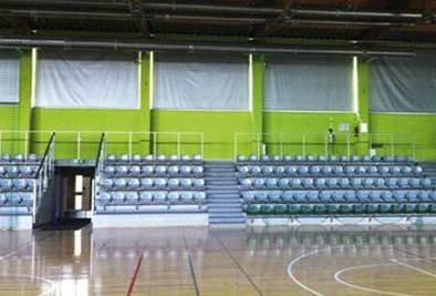 Obciążenie termiczne w pasywnej hali sportowej w czasie występowania wysokich temperatur zewnętrznych