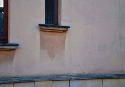 Osuszanie zawilgoconych budynków znajdujących się na niestabilnych podłożach