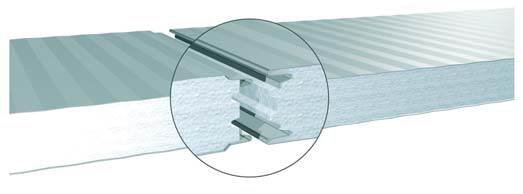 Składowe systemów lekkiej obudowy z płyt warstwowych