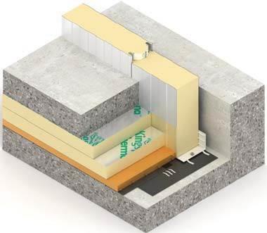 Rozwiązania konstrukcyjne lekkiej obudowy termoizolacyjnej stosowane w przechowalniach, chłodniach i mroźniach