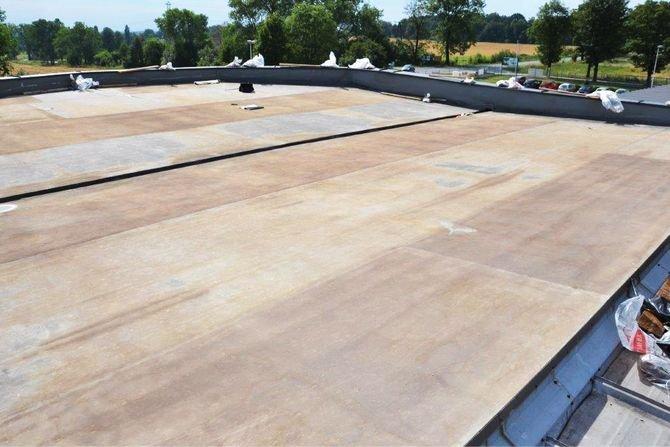 Wymagania w zakresie wykonywania rolowanych pokryć dachowych