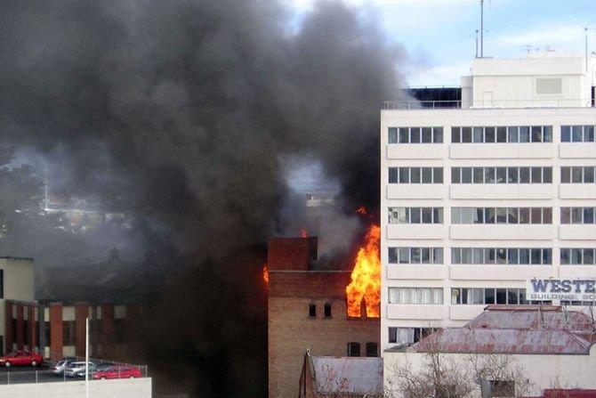Aktualne przepisy przeciwpożarowe dla budynków