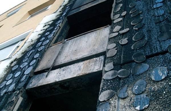 Bezpieczeństwo pożarowe ścian zewnętrznych budynków