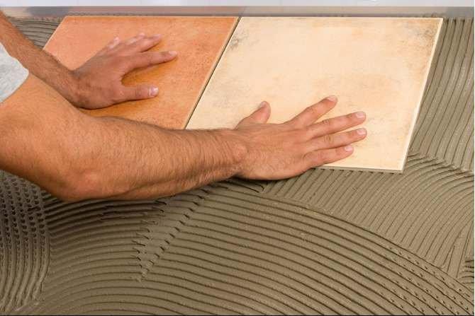 Wpływ wytrzymałości cementu na właściwości klejów do płytek