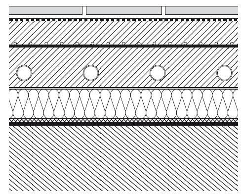 Wykładziny posadzkowe z płytek – podłoże pod płytki ceramiczne
