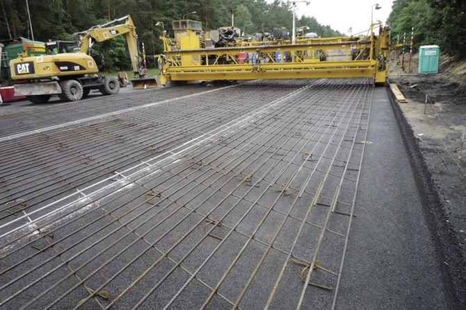 Wymagania dla betonu do konstrukcji nawierzchni sztywnych