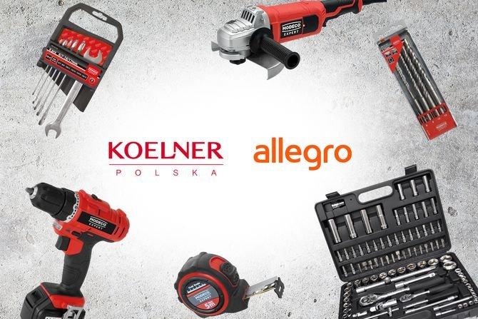 Produkty Koelner Polska dostępne na Allegro