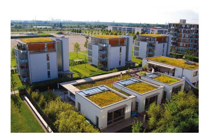Hydroizolacja betonowych zbrojonych konstrukcji dachów płaskich i zielonych