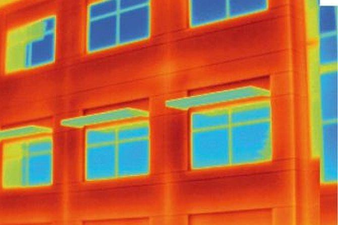 Analiza termograficzna stolarki okienno-drzwiowej