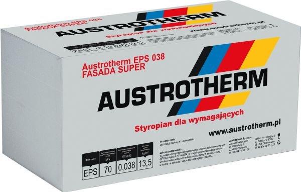 Styropian Austrotherm EPS 038 FASADA SUPER