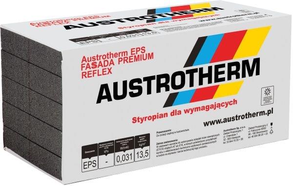 Styropian Austrotherm EPS FASSADA PREMIUM REFLEX