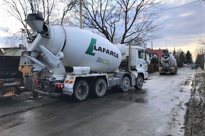 Lafarge wprowadza na rynek beton zeroemisyjny i niskoemisyjny
