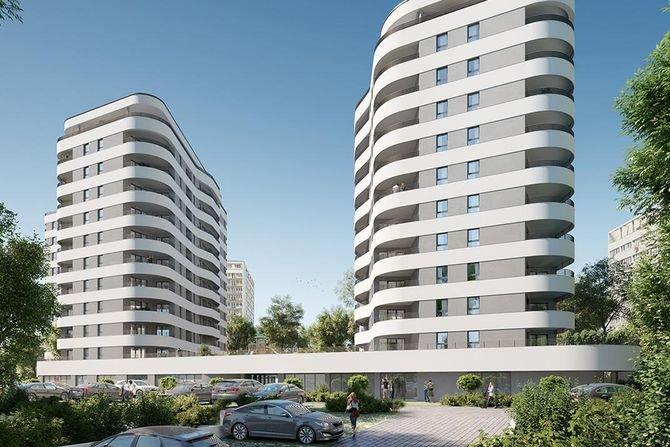 Inwestycja Sun Towers Świnoujście z zastosowaniem łączników Schöck