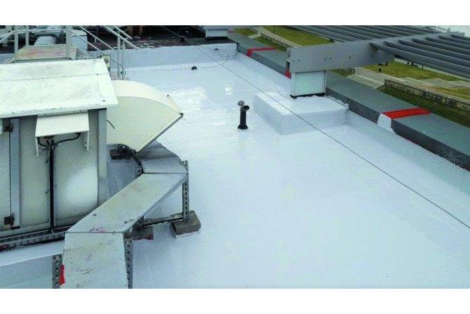 Naprawa pokryć dachowych