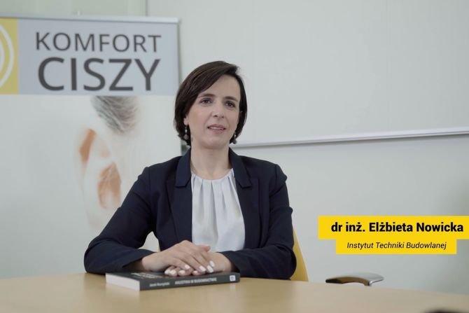 Hałas pod kontrolą - poradniki Stowarzyszenia Komfort Ciszy