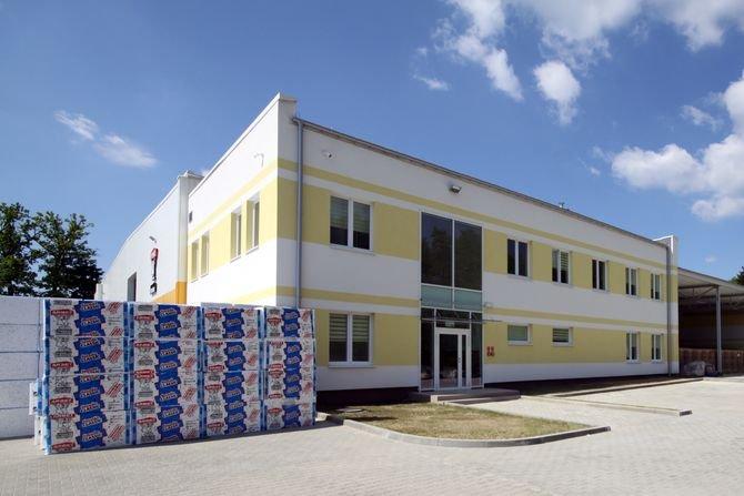 Nowa fabryka FS ARBET w Jaśle