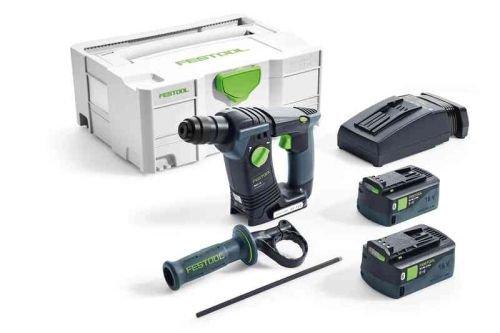 Młotowiertarka akumulatorowa BHC 18 Li 5,2 I-Plus