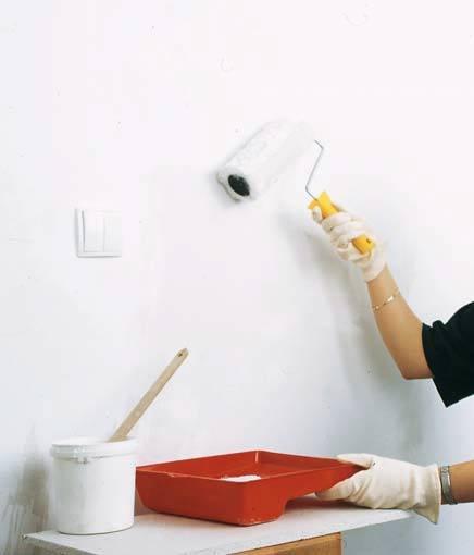 Pomaluj dom i wnętrze