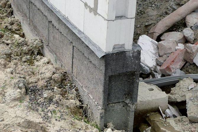Hydroizolacje podziemnych części budynków
