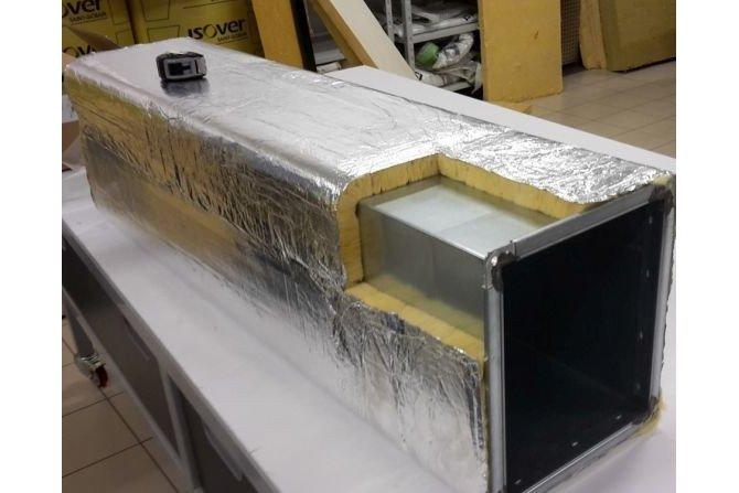 Izolacja termiczna i przeciwkondensacyjna przewodów wentylacyjnych