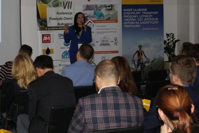 VII Konferencja Przemysłu Chemii Budowlanej