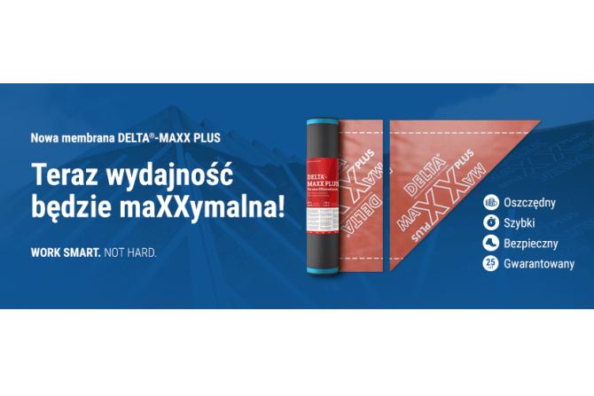 Nowość - DELTA®-MAXX PLUS