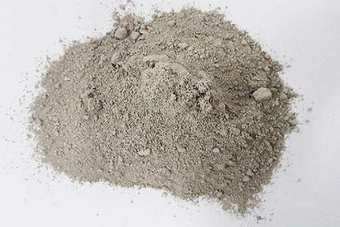 Metakaolinit jako dodatek do betonu