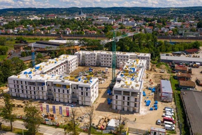 Mieszkanie Plus: lokale w Dębicy w stanie surowym
