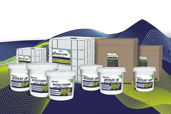 Nexler BITFLEX – nowa generacja hydroizolacji