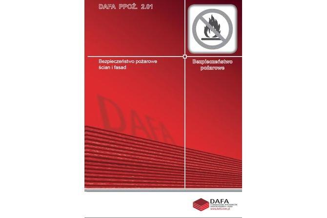 MIWO poleca publikację DAFA – Bezpieczeństwo pożarowe ścian i fasad