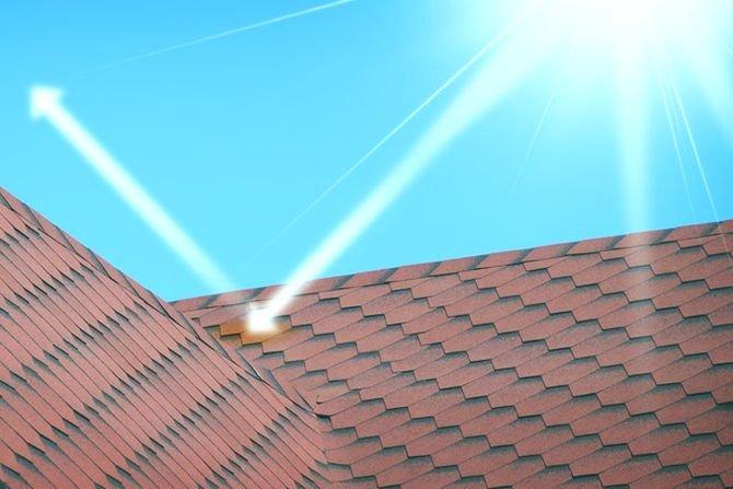 Opłacalność zastosowania chłodnych dachów w polskich warunkach klimatycznych