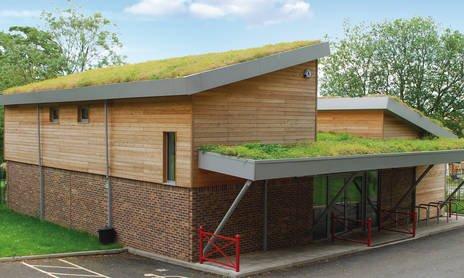 Rozwiązanie systemowe Dach skośny 5-15°