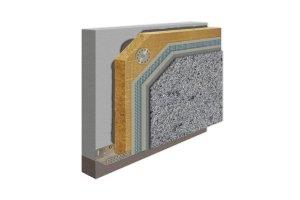 Roxsulation Stone - system na wełnie z tynkami dekoracyjnymi