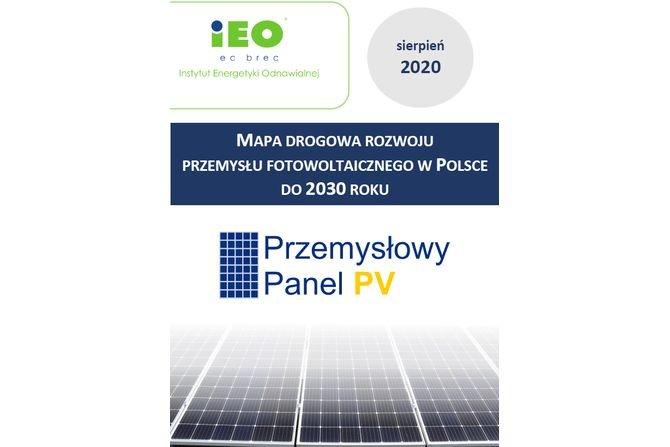 Rozwój przemysłu fotowoltaicznego w Polsce do 2030 roku – mapa drogowa