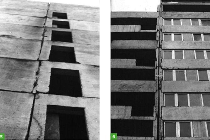 Ogólny stan techniczny budynków wielkopłytowych w aspekcie historycznych nieprawidłowości systemowych